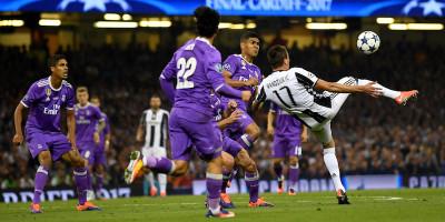 I 10 gol più belli segnati nell'ultima stagione
