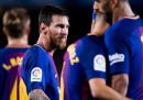 Il nuovo Barcellona contro un'altra Juventus