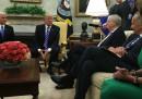 Trump ha fatto un importante accordo coi Democratici sul tetto del debito statunitense