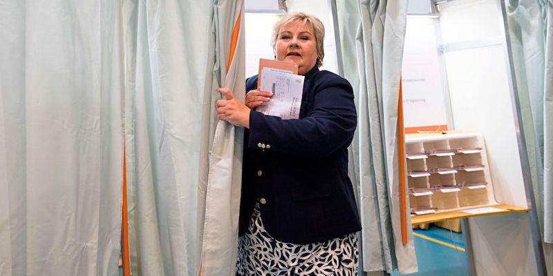 NORWAY-VOTE