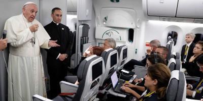 Cosa ha detto Papa Francesco sull'Italia, i migranti e il clima