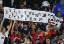 Il record di vittorie dei Cleveland Indians