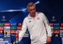 Carlo Ancelotti non è più l'allenatore del Bayern Monaco