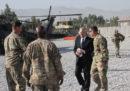 Ieri a Kabul i talebani hanno attaccato l'aeroporto dopo l'arrivo del segretario della Difesa americano James Mattis