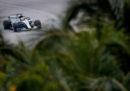 Lewis Hamilton partirà dalla pole position al Gran Premio di Malesia di Formula 1