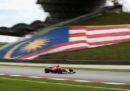 Sebastian Vettel partirà ultimo al Gran Premio di Malesia di Formula 1