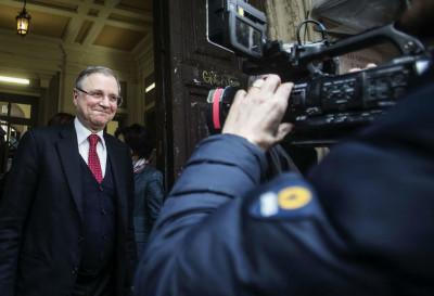 Ignazio Visco è stato confermato governatore della Banca d'Italia