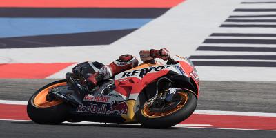 Marc Marquez ha vinto il Gran Premio di MotoGP di San Marino