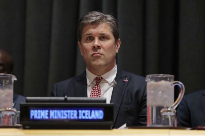 Primo ministro islanda
