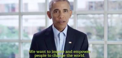 Barack Obama ha indetto un convegno a Chicago a fine ottobre