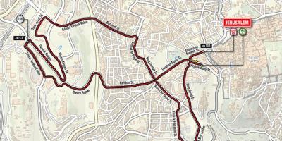 Il prossimo Giro d'Italia partirà da Gerusalemme