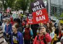 """La Corte Suprema ha deciso che il """"travel ban"""" può tornare in vigore"""