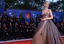 Il giorno di Jennifer Lawrence a Venezia