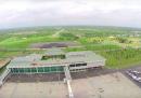 L'aeroporto internazionale più vuoto del mondo