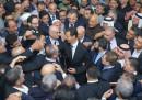 Assad è lì per restare