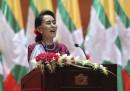 Aung San Suu Kyi ha difeso la condanna contro i due giornalisti di Reuters in Myanmar