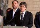 «Lo stato spagnolo ha sospeso di fatto l'autogoverno della Catalogna»
