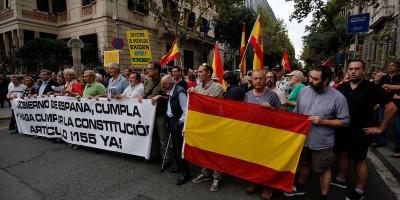 Come la Spagna potrebbe forzare la mano con la Catalogna