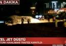 Un jet privato si è schiantato all'aeroporto Atatürk di Istanbul, che è stato temporaneamente chiuso