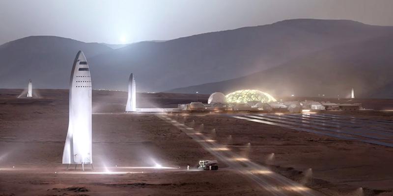 A che punto è il piano di Elon Musk per colonizzare Marte - Il Post