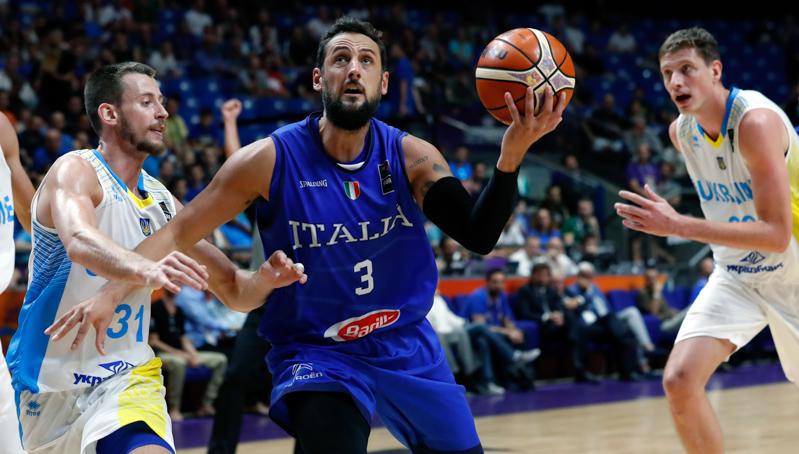 Italia-Lituania degli Europei di basket in tv o in diretta