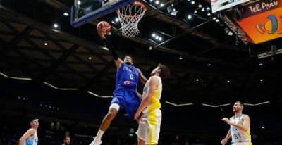 La nazionale italiana di basket ha battuto per 78 a 66 l'Ucraina agli Europei