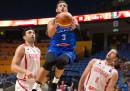 L'Italia del basket ha battuto per 71 a 69 la Georgia agli Europei: agli ottavi incontrerà la Finlandia