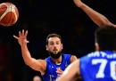 Come vedere Italia-Serbia di basket, in tv o in streaming