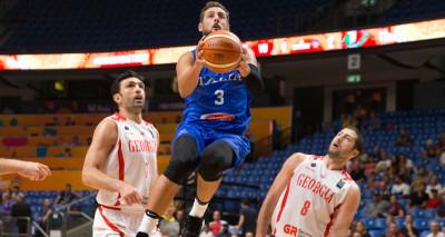 Scommesse, Europei di Basket: Italia favorita con la Georgia