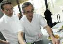 Uno chef francese ha chiesto che gli vengano tolte le tre stelle Michelin, perché gli mettono ansia