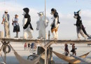 Foto dal festival di Burning Man