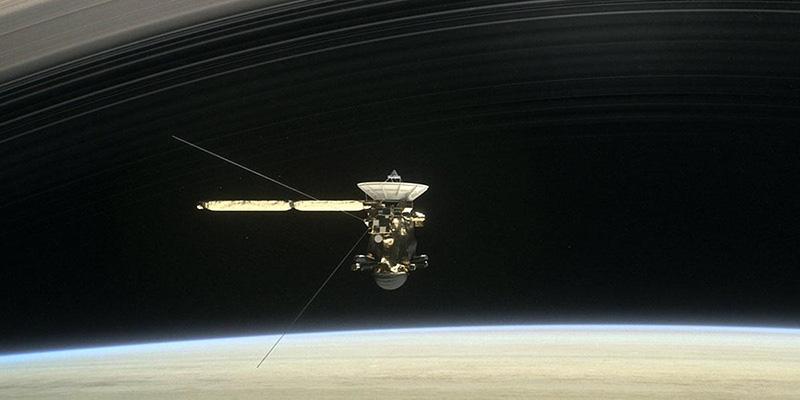 La sonda Cassini non esiste più - Il Post
