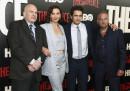 David Simon,Maggie Gyllenhaal,James Franco,George Pelecanos