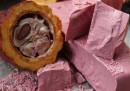 Arriva il cioccolato rosa
