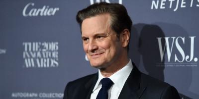 Colin Firth ha ottenuto la cittadinanza italiana