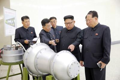 Il test nucleare nordcoreano dello scorso settembre spostò di 3 metri una montagna