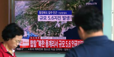 La Corea del Nord dice di avere fatto il suo sesto test nucleare