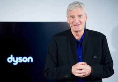 Dyson produrrà auto elettriche: