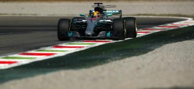 Lewis Hamilton partirà dalla pole position al Gran Premio d'Italia