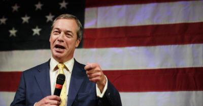 La nuova vita di Nigel Farage