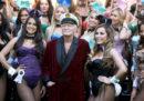 È morto Hugh Hefner, il fondatore di Playboy