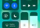 """Il nuovo """"Centro di controllo"""" di iOS 11 non disattiva del tutto WiFi e Bluetooth"""