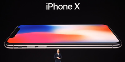 I nuovi iPhone X e iPhone 8