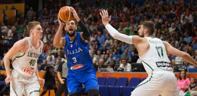 Dove vedere Italia-Germania di basket in diretta tv o in