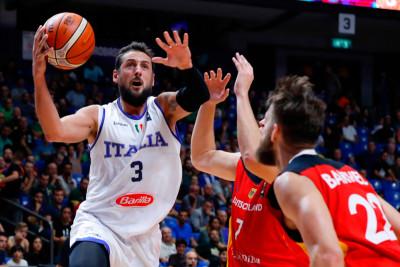 L'Italia del basket ha perso per 55 a 61 contro la Germania agli Europei