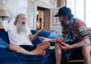 Il prossimo disco di Jovanotti uscirà il primo dicembre, e lo ha prodotto Rick Rubin