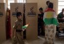 Al referendum sull'indipendenza del Kurdistan Iracheno hanno stravinto i favorevoli alla secessione dall'Iraq