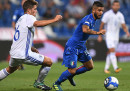 Italia-Israele è finita 1-0