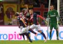 Bologna Inter è finita 1-1