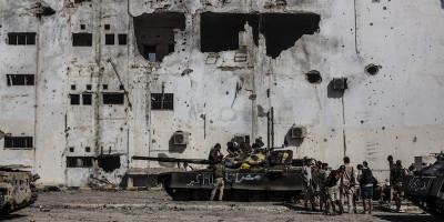 L'ISIS è tornato in Libia